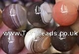 CAA1253 15.5 inches 10mm round Botswana agate beads wholesale