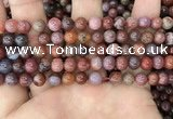 CAA3621 15.5 inches 6mm round Portuguese agate beads wholesale