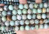 CAA4971 15.5 inches 10mm round agate gemstone beads wholesale