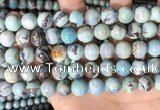 CAA4974 15.5 inches 10mm round agate gemstone beads wholesale