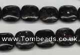 CAE78 15.5 inches 14*14mm square astrophyllite beads wholesale
