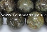 CAF109 15.5 inches 20mm round Africa stone beads wholesale
