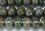 CAF116 15.5 inches 8*12mm rondelle Africa stone beads wholesale