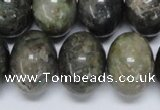 CAF120 15.5 inches 15*20mm rondelle Africa stone beads wholesale