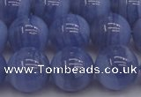 CAG5975 15.5 inches 14mm round blue lace agate beads wholesale