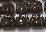 CAG6542 15.5 inches 14*14mm square Brazilian grey agate beads