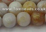 CAG9713 15.5 inches 10mm round colorful agate beads wholesale