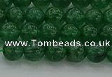 CAJ720 15.5 inches 4mm round green aventurine beads wholesale