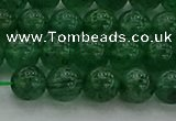 CAJ721 15.5 inches 6mm round green aventurine beads wholesale