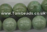 CAM527 15.5 inches 16mm round mexican amazonite gemstone beads
