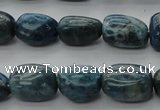 CAP315 15.5 inches 10*14mm nuggets natural apatite gemstone beads