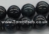 CAP57 15.5 inches 16mm round dyed apatite gemstone beads wholesale
