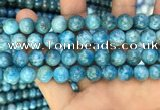 CAP601 15.5 inches 10mm round natural apatite beads wholesale