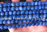 CAP635 15.5 inches 8mm round natural apatite gemstone beads