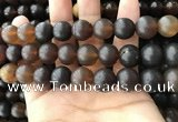 CAR224 15.5 inches 16mm round natural amber beads wholesale