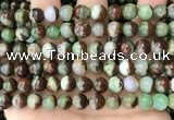 CAU453 15.5 inches 7.5mm - 8mm round Australia chrysoprase beads