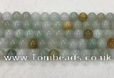 CBJ623 15.5 inches 10mm round jade beads wholesale