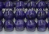 CCG315 15.5 inches 6mm round dyed charoite gemstone beads