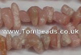 CCH224 34 inches 5*8mm pink opal chips gemstone beads wholesale