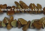 CCH229 34 inches 5*8mm grain stone chips gemstone beads wholesale