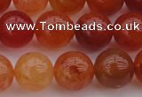 CCL63 15.5 inches 10mm round carnelian gemstone beads wholesale