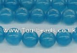 CCN4037 15.5 inches 10mm round candy jade beads wholesale