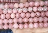 CCN5011 15.5 inches 8mm & 10mm round candy jade beads wholesale