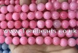 CCN5015 15.5 inches 8mm & 10mm round candy jade beads wholesale