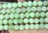 CCN5016 15.5 inches 8mm & 10mm round candy jade beads wholesale