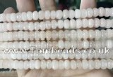 CCN5130 15 inches 5*8mm faceted rondelle candy jade beads