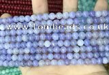 CCN5284 15 inches 6mm round candy jade beads Wholesale