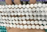 CCN5312 15 inches 8mm round candy jade beads Wholesale