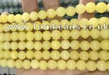 CCN5349 15 inches 8mm round candy jade beads Wholesale
