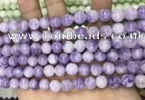 CCN5354 15 inches 8mm round candy jade beads Wholesale