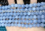 CCN5388 15 inches 8mm round candy jade beads Wholesale