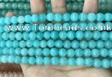 CCN5403 15 inches 8mm round candy jade beads Wholesale