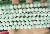 CCN5406 15 inches 8mm round candy jade beads Wholesale
