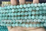 CCN5408 15 inches 8mm round candy jade beads Wholesale