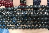 CCN5462 15 inches 8mm round candy jade beads Wholesale