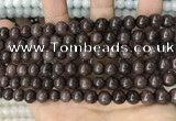 CCN5464 15 inches 8mm round candy jade beads Wholesale