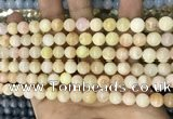 CCN5473 15 inches 8mm round candy jade beads Wholesale