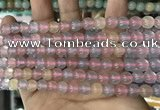 CCN5491 15 inches 8mm round candy jade beads Wholesale