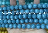CCN5523 15 inches 8mm round candy jade beads Wholesale