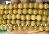 CCN5544 15 inches 8mm round candy jade beads Wholesale