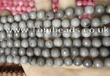 CCN5689 15 inches 8mm faceted round candy jade beads