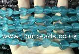 CCN5925 15 inches 12*12mm heart candy jade beads Wholesale