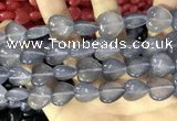 CCN5947 15 inches 14*14mm heart candy jade beads Wholesale