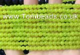 CCN6014 15.5 inches 4mm round candy jade beads Wholesale