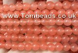 CCN6047 15.5 inches 12mm round candy jade beads Wholesale