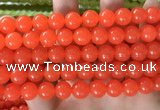 CCN6054 15.5 inches 10mm round candy jade beads Wholesale